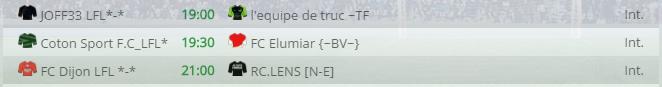 Points infos matchs IE et IS saison81 - Page 6 249