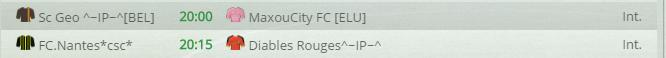 Points infos matchs IE et IS saison81 - Page 6 Bel_3041