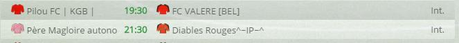 Points infos matchs IE et IS saison81 - Page 6 Bel_3054