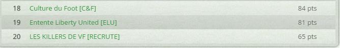 Points infos matchs IE et IS saison81 - Page 7 Dernie41