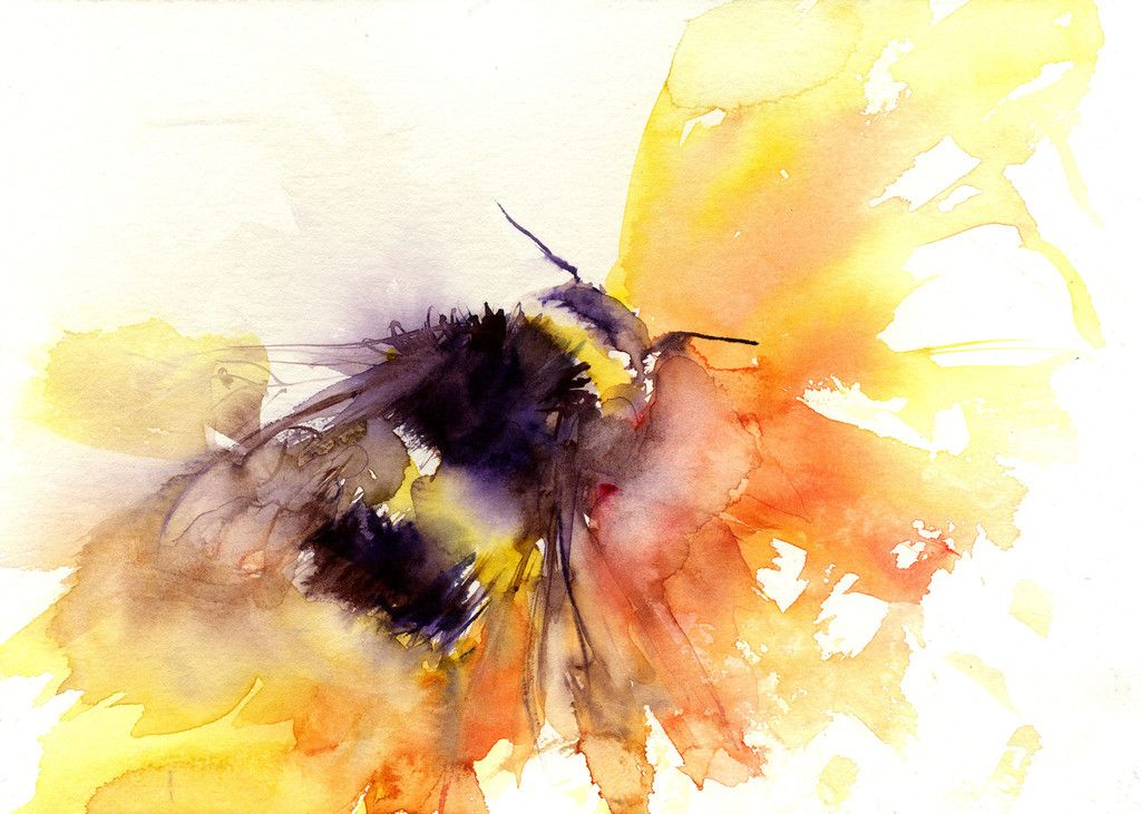 La vie des abeilles à travers la nuit des temps 08704c10