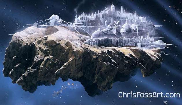 CHRIS FOSS (1946-) Chrisf10