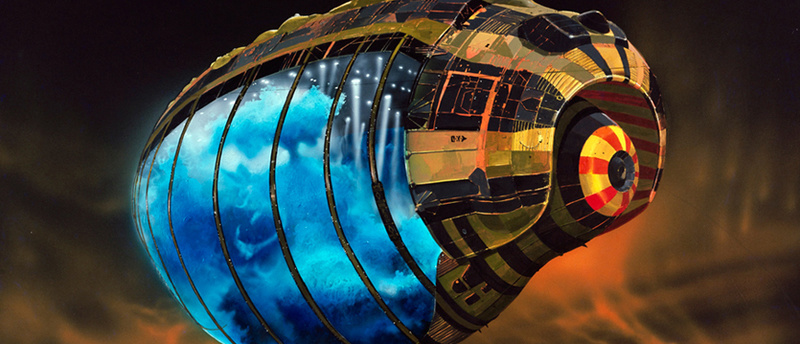 CHRIS FOSS (1946-) Slide410