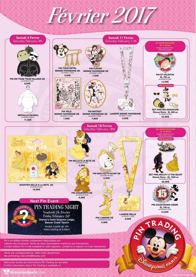 Le Pin Trading à Disneyland Paris - Page 37 Ef9a2110
