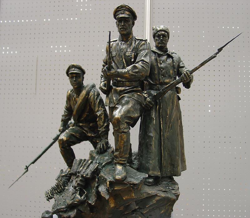 Памятник героям Первой мировой войны. 0_ba4110