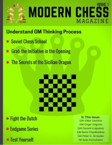 """Modern Chess Magazine"""" №№1-11 01547e10"""