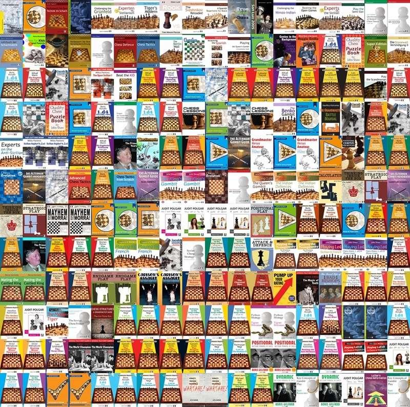 104 Qualitychess books - SolidFiles Folder Grandmaster Repertoire Folder Avhl8f10