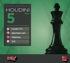 Houdini 5 0 Chessbase