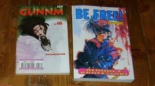 VENDO MANGA EDIZIONE ITALIANA COMPLETI E NON Manga10