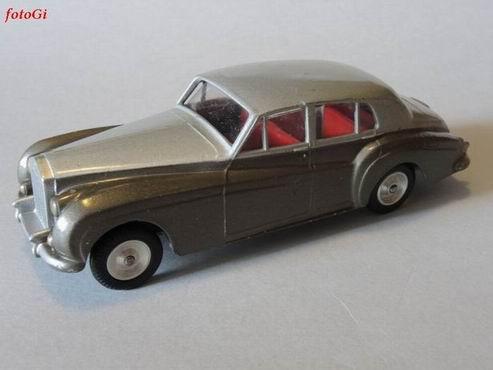 """Solido """"Demontable"""" Rolls Royce Silver Cloud  Dscn1510"""