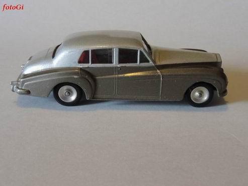 """Solido """"Demontable"""" Rolls Royce Silver Cloud  Dscn1511"""