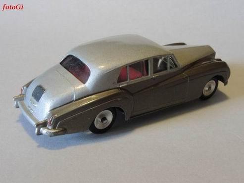 """Solido """"Demontable"""" Rolls Royce Silver Cloud  Dscn1512"""
