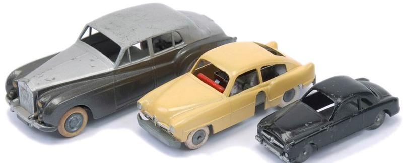 "Solido ""Demontable"" Rolls Royce Silver Cloud  Solido19"