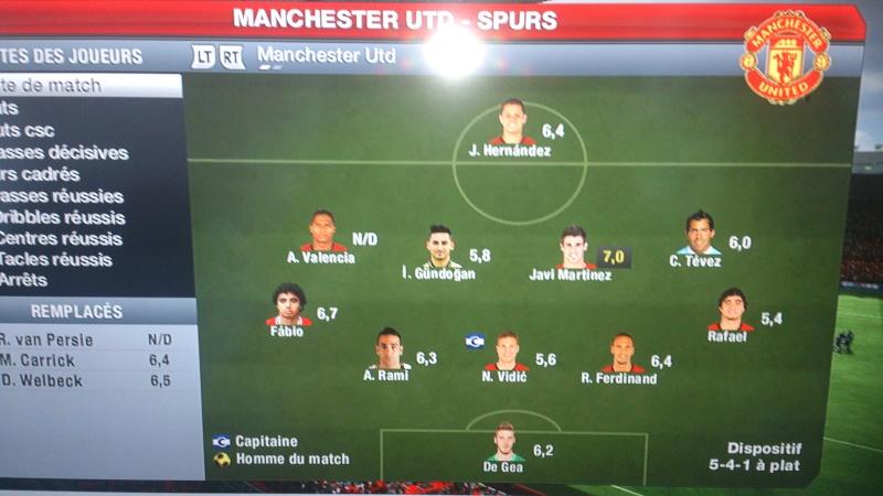 [Journée 5] Manchester United - Tottenham Dsc_0235