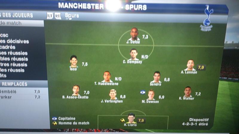 [Journée 5] Manchester United - Tottenham Dsc_0236