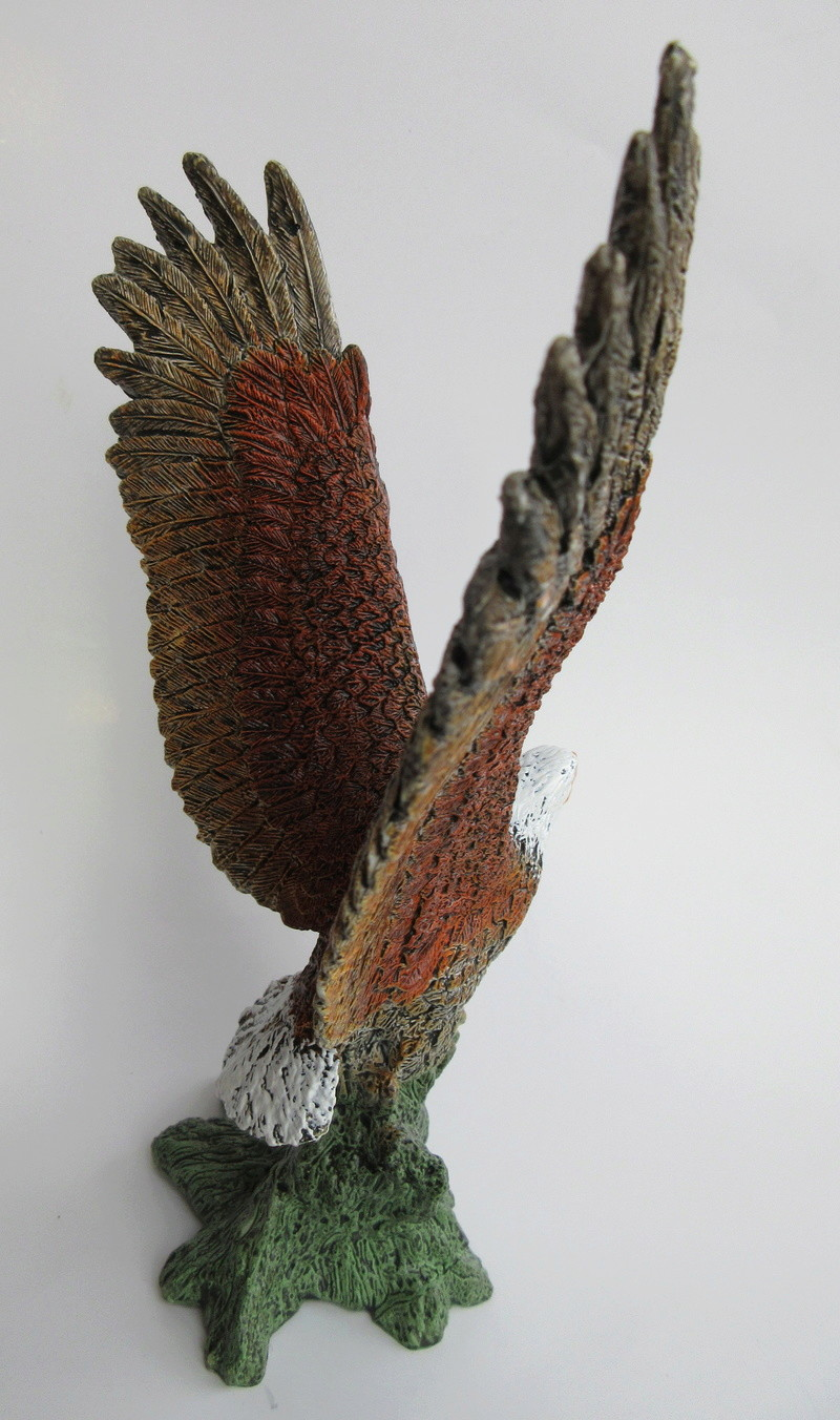 AAA Birds on Pole made for Bullyland  Img_1222