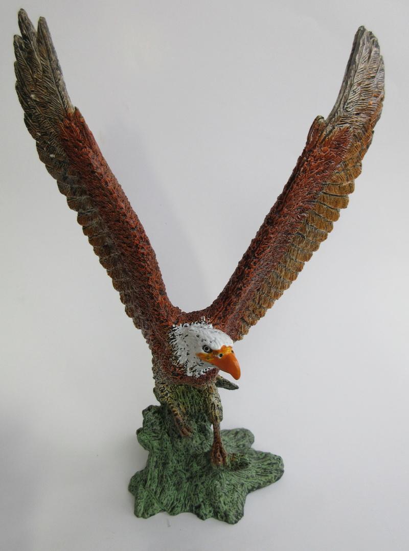 AAA Birds on Pole made for Bullyland  Img_1223