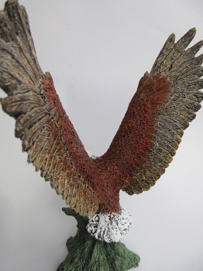 AAA Birds on Pole made for Bullyland  Img_1224