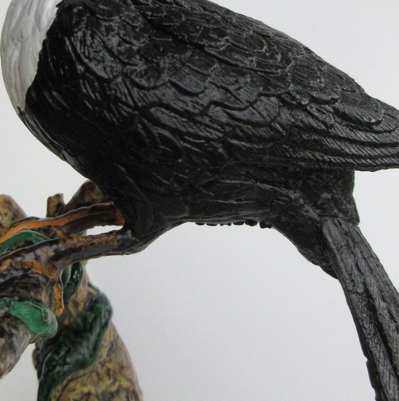 AAA Birds on Pole made for Bullyland  Img_1313