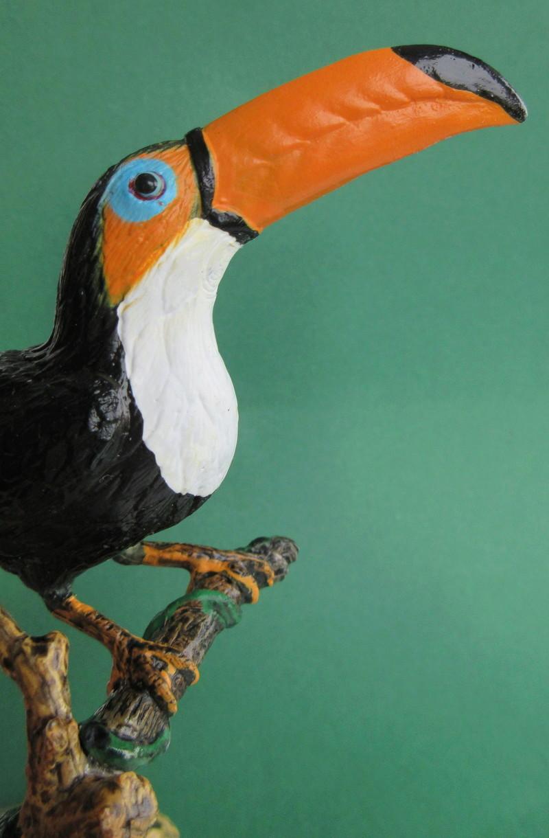 AAA Birds on Pole made for Bullyland  Img_1314