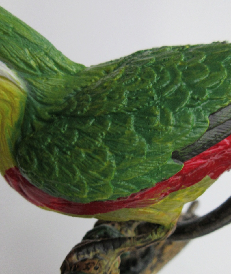 AAA Birds on Pole made for Bullyland  Img_1318