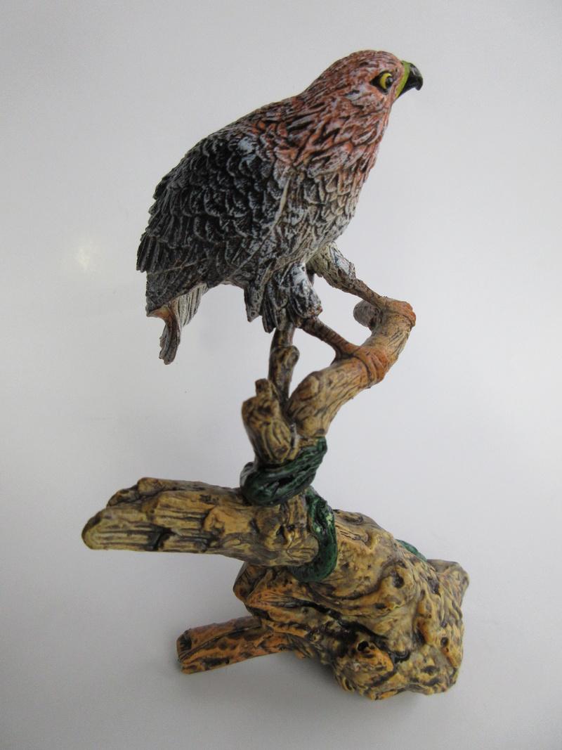 AAA Birds on Pole made for Bullyland  Img_1329