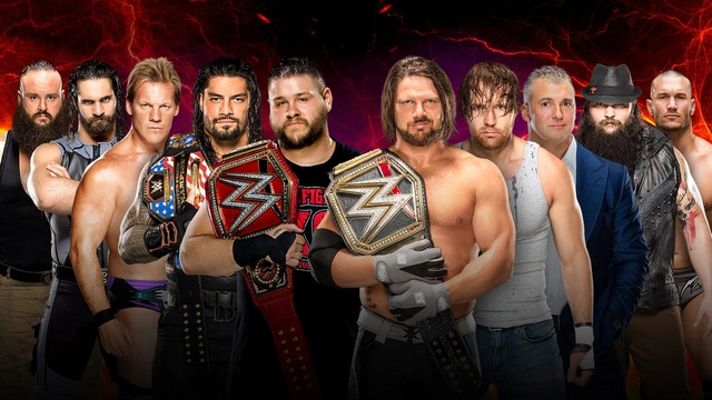 WWE Survivor Series du 20/11/2016 20161120
