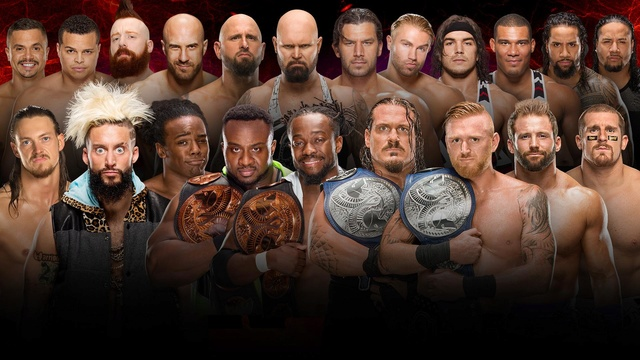 WWE Survivor Series du 20/11/2016 20161121