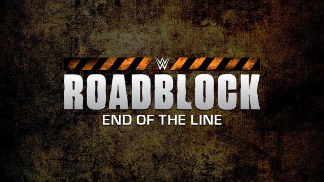 WWE Roadblock du 18/12/2016 20161129