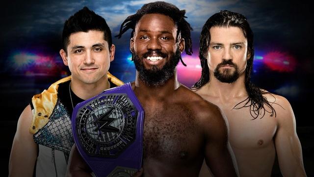 WWE Roadblock du 18/12/2016 20161212