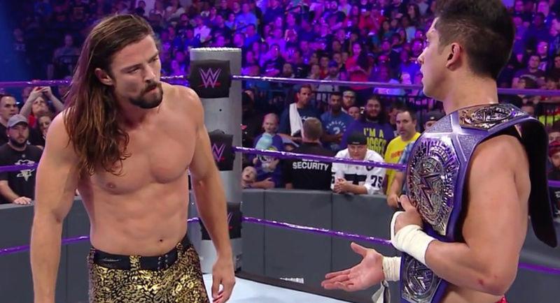 [Compétition] La WWE annonce un nouveau show sur les Cruiserweights 31348110