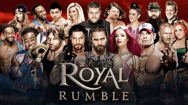 WWE Royal Rumble du 29/01/2017 Culu2w10