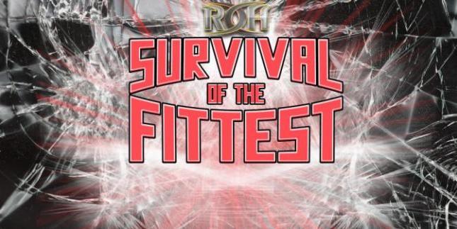 """[Résultats] ROH """"Survival of the Fittest - Night 1 du 03/11/2016  Rohsur10"""