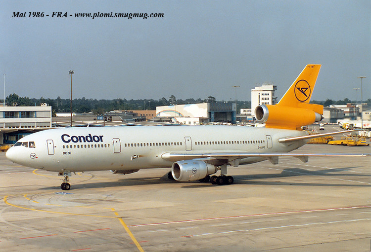 DC-10 in FRA - Page 4 19860510