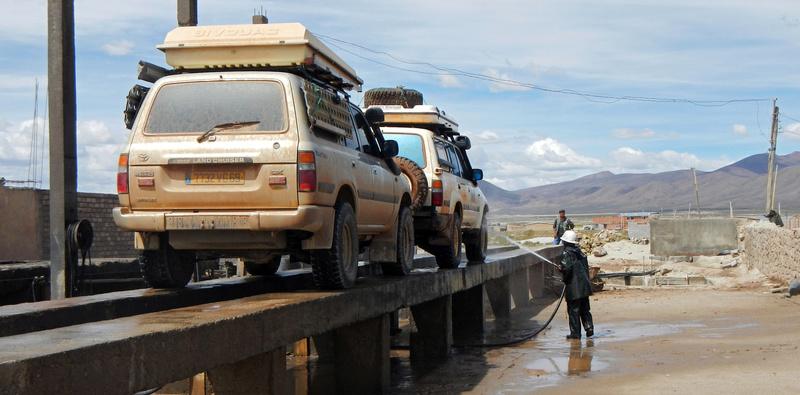 Dakar 2017 Brysil10
