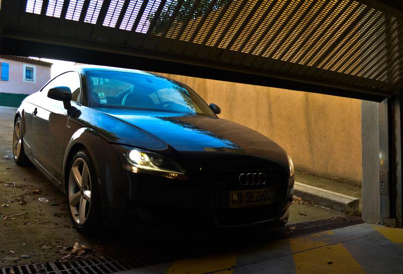 Concours PhoTo : Le TT eT le Garage Audi_t11