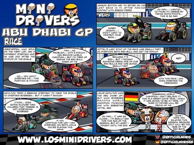 Les images insolites de la F1 - Page 5 15220210