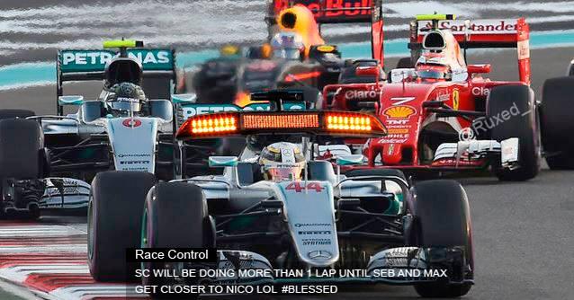 Les images insolites de la F1 - Page 6 15267810
