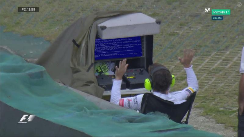 Les images insolites de la F1 - Page 3 1zvvgh10