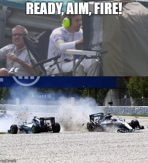 Les images insolites de la F1 - Page 3 Ghuzik10