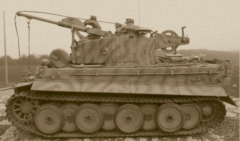 'Tiger-Tractor' Italie 1943 - Italeri 1/35 (Partie 2) 0111