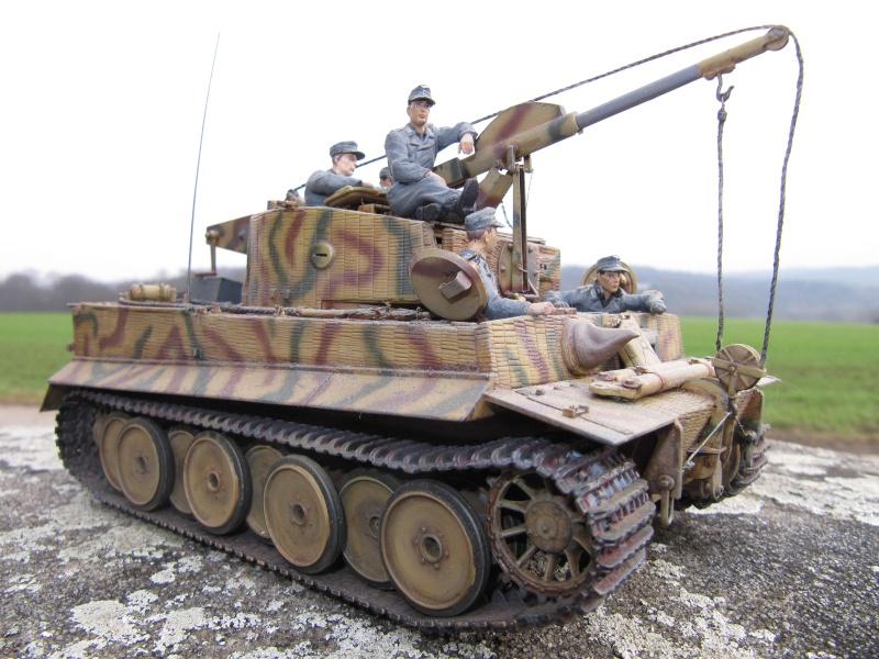 'Tiger-Tractor' Italie 1943 - Italeri 1/35 (Partie 2) 20a12