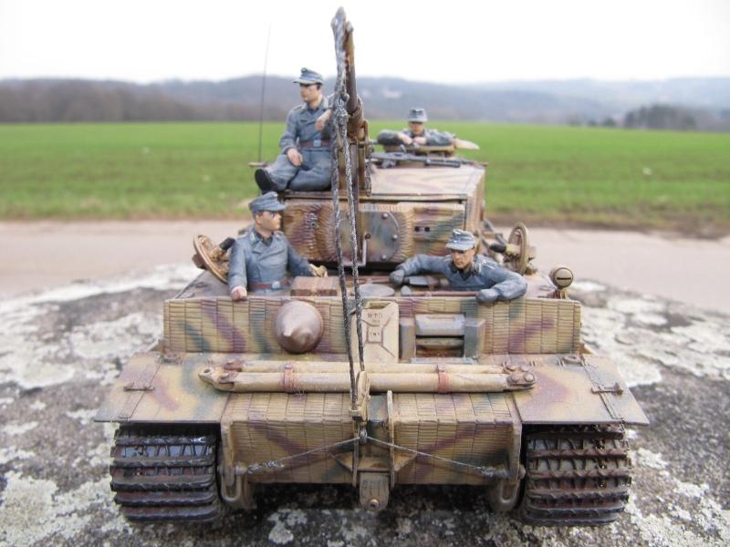 'Tiger-Tractor' Italie 1943 - Italeri 1/35 (Partie 2) 20b11