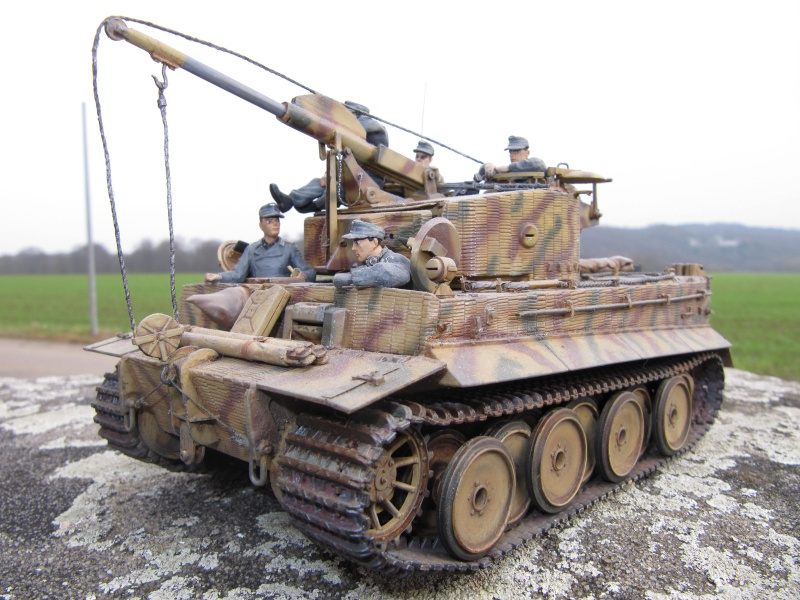 'Tiger-Tractor' Italie 1943 - Italeri 1/35 (Partie 2) 20c10