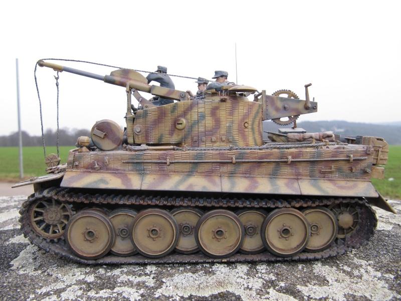 'Tiger-Tractor' Italie 1943 - Italeri 1/35 (Partie 2) 20d10