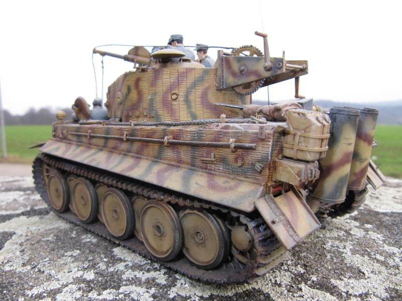 'Tiger-Tractor' Italie 1943 - Italeri 1/35 (Partie 2) 20e10