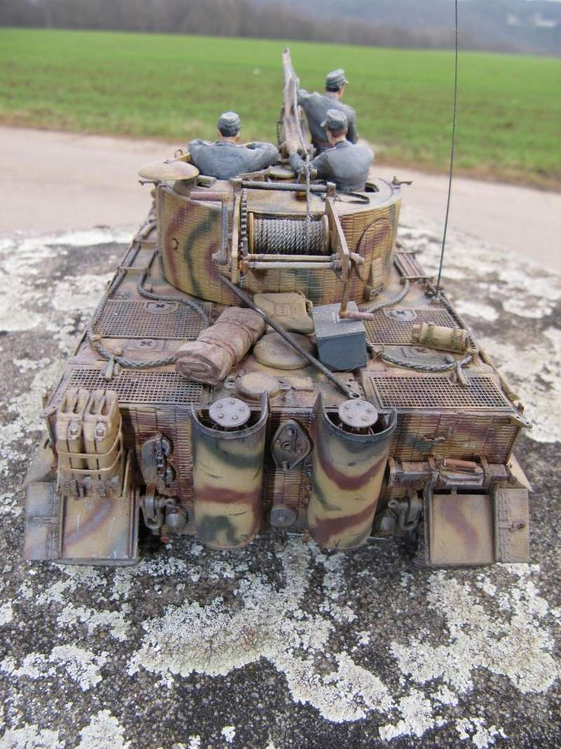 'Tiger-Tractor' Italie 1943 - Italeri 1/35 (Partie 2) 20f10
