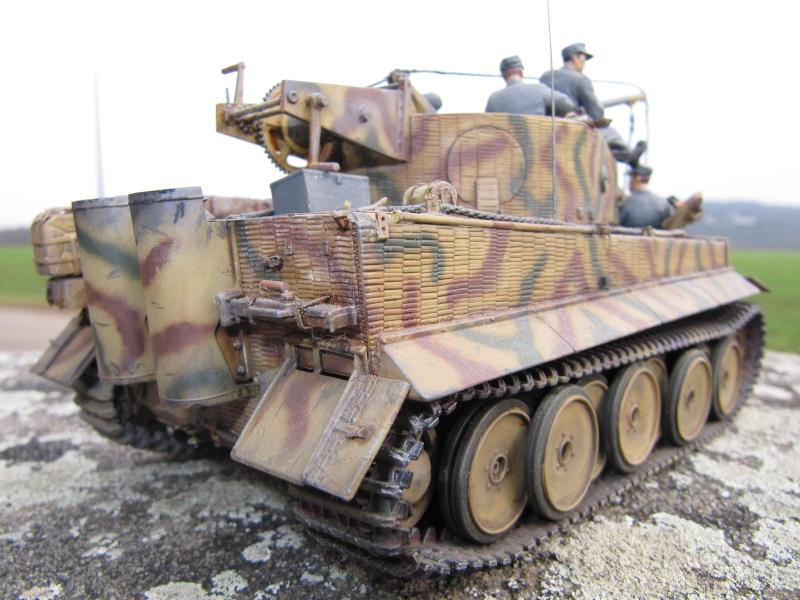 'Tiger-Tractor' Italie 1943 - Italeri 1/35 (Partie 2) 20g10