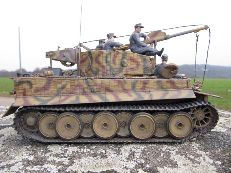 'Tiger-Tractor' Italie 1943 - Italeri 1/35 (Partie 2) 20h10