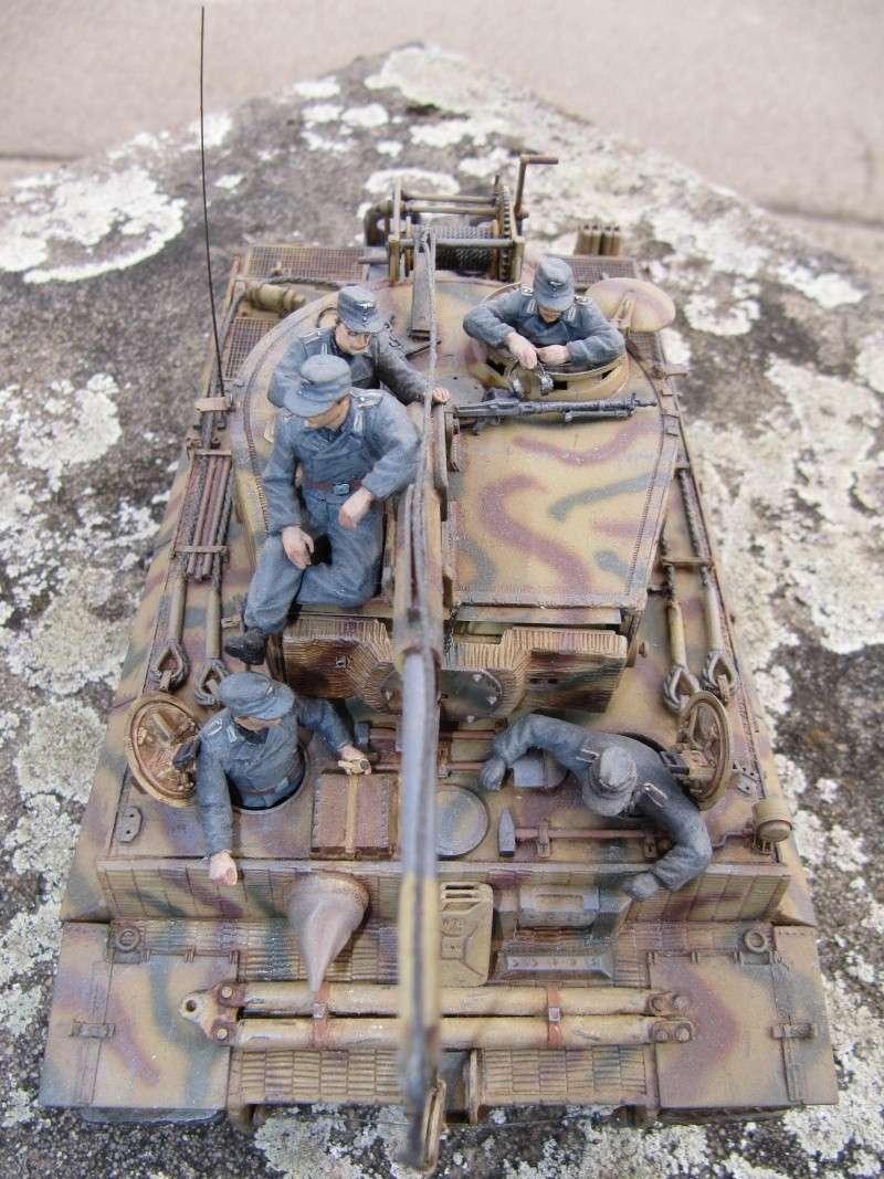 'Tiger-Tractor' Italie 1943 - Italeri 1/35 (Partie 2) 20i10